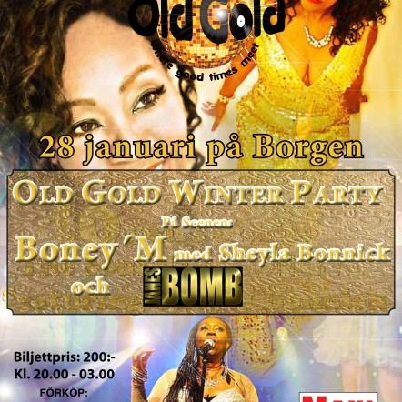 Old Gold Winter Party