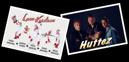 Lars Kristerz & Huttez på Borgen 5 oktober