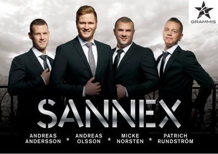 Sannex på Borgen 12 oktober