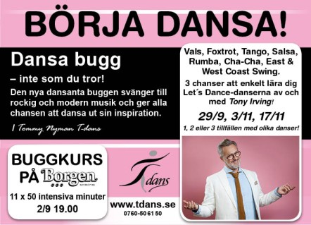 Buggkurs start 2/9