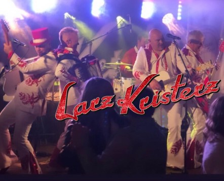 Larz Kristerz på Borgen 6 mars 2020