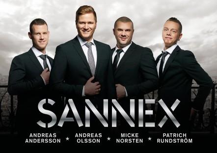 Sannex på Borgen 15/9 2017