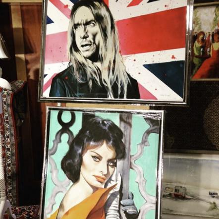 Auktion – Konst, möbler & inredning