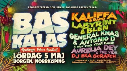 Baskalas i Norrköping – Lördagen den 5:e maj