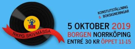 NKPG skivmässa på Borgen 5/10