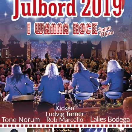Årets julshow på Borgen