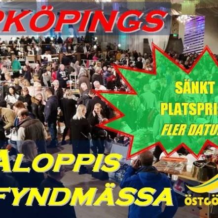 Norrköpings Megaloppis & Fyndmässa